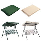 """Swing Canopy Top Replacement 66""""x45"""" 75""""x52"""" Outdoor Patio Porch Cover"""