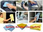 Large Microfiber Cloth Multi Purpose Glass Cleaning Drying Duster Polishing