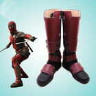 New Arrival Cool X-men Deadpool Cosplay Shoes Boots Customized Separable Qualit# for sale  China