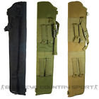 AIRSOFT AEG SHOTGUN CASE SHOT GUN SCABBARD HOLDER VARIOUS COLOURS