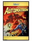 Fallout Gloss Black Framed 4 Automatron Maxi Poster 61x91.5cm