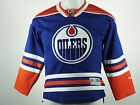 New official NHL Edmonton Oilers Youth Hockey Jersey Free Shipping $49.49 USD on eBay