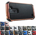 for LG Treasure L51AL L52VL Escape 3 K373 Impact Rugged Hybrid Case+Prytool