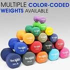 Kyпить Yes4All Neoprene Coated Dumbbells Hand Weight Sets Non-Slip Grip 2 - 20 lbs Pair на еВаy.соm