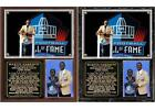 Marvin Harrison Enshrined in the Pro Football Hall of Fame Photo Plaque $26.95 USD