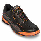 Hammer Mens Force Black/Carbon/Orange Left Handed Bowling Shoes