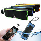 Portable Mini Smart Wireless Waterproof Wifi Speaker APP Control Outdoor Sports