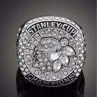 Chicago Blackhawks 2015 Stanley Cup Championship Ring Heavy Solid
