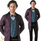 Mens Doctor Who Costume Official 11th Dr Halloween Fancy Dress Adult Outfit