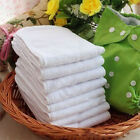 Infant Baby Diapers Nappies Liners Insert Cloth Diaper Nappy Liners Inserts Lot