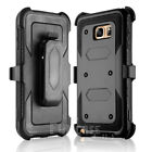 Belt Clip Heavy Duty Holster Defend Case Cover for Samsung Galaxy Note 5 S7 edge