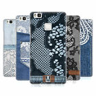 HEAD CASE DESIGNS JEANS AND LACES HARD BACK CASE FOR HUAWEI P9 LITE G9 LITE