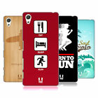 HEAD CASE DESIGNS EXTREME SPORTS COLLECTION 2 HARD BACK CASE FOR SONY XPERIA X