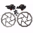 AVID BB7 Front & Rear 160mm Rotor Mechanical Mountain Bike Black Disc Brake