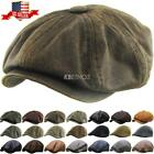 Mens Ivy Hat Golf Driving Ascot Winter Flat Cabbie Newsboy Debonair