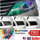 GLOSSY Chameleon Neo Colorful Headlight Tailight Plastic/Glass Vinyl Tint Film on eBay