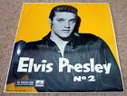 Elvis Presley, ROCK 'n' ROLL No 2 ORIGINAL 1957 UK 1st ISSUE HMV RECORDS LP.
