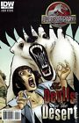 Jurassic Park Devils in the Desert (2011 IDW) #4A VF