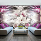 Photo Wallpaper MAGNOLIA FLORAL PATTERN FLOWERS Wall Mural (3284VE)