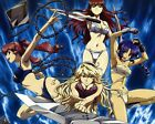 FreeZing Anime Fabric Art Cloth Poster 16x13 21x18 28x24* Decor 08