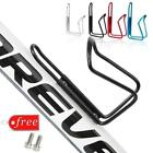 Aluminum Bike Bicycle Cycling Drink Water Bottles Rack Holder Cages Bracket New