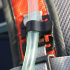 Good Hydration Bladder Tube Trap Hose Clip Strap Outdoor Backpacks Tool