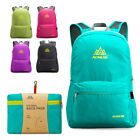 New 5Colours 25L Lightweight Portable Folding Travel Backpack Bag Cycling Hiking