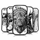 OFFICIAL BIOWORKZ ANIMAL HEAD HYBRID CASE FOR APPLE iPHONES PHONES