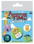 Adventure Time Bro Hug AT Badge Pack 10x12.5cm