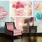 Photo Wallpaper CUPCAKES CANDY SWEETS SHOP Wall Mural (1513VE)