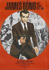 Home Wall Print - Vintage Movie Poster - DR NO - JAMES BOND - A4,A3,A2,A1 £14.99 GBP