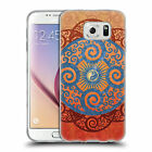 OFFICIAL PETER BARREDA LUMINOUS SPIRIT MANDALAS GEL CASE FOR SAMSUNG PHONES 1