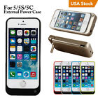 4200mah External Power Bank Charger Pack Battery Case For Apple Iphone 5 5c 5s
