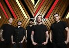 BILLY TALENT Afraid of Heights PHOTO Print POSTER Band Dead Silence Shirt Tour 8