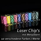 50 Poker Chips Casino Gewicht 11 gramm Metallkern 1 - 10000