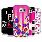 HEAD CASE DESIGNS PINK EMPIRE HARD BACK CASE FOR SAMSUNG PHONES 1