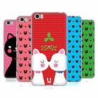 HEAD CASE DESIGNS CHRISTMAS CATS SOFT GEL CASE FOR XIAOMI PHONES