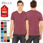 Bella Canvas Unisex Triblend Short Sleeve V-Neck T-Shirt M-3