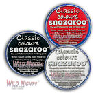 Snazaroo Face Paint Multi Pack White Black Red 18ml Pick and Mix