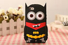3D Cute Cartoon Case Cover Collection For Apple iPod Touch 5th & 6th Generation