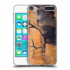 OFFICIAL DARREN WHITE WILDLIFE SOFT GEL CASE FOR APPLE iPOD TOUCH MP3