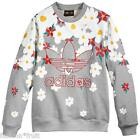 ADIDAS Originals Pharrell Williams Kauwela Floral Daisy Sweater Men Women XS M L
