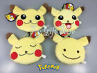 4 Style Pikachu Coin Bag Purse Plush For Gifts 10x10cm