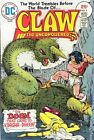 Claw the Unconquered (1975 1st Series DC) #2 VG+ 4.5