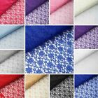 """54"""" x 45 ft LACE FABRIC BOLT Pattern Design DIY Crafts Sewing Favors"""