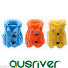 Inflatable Safety Life Jacket Vest for Child Kid Baby Learn Swimming Water Sport