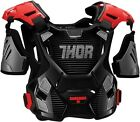 Thor Guardian 2017 Youth Chest Protector Black/Red