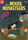 MGM's Mouse Musketeers (1957) #17 VG 4.0 LOW GRADE