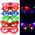 Party LED Glasses Light Flashing Birthday Christmas Gift Fashion
