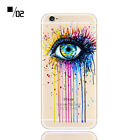Paromoted Soft Ultra-thin Silicone TPU Case For iPhone 6 Plus/6S Plus Eye